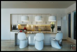 Interior - Pantry View 2 by mndh