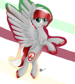 Knight Fire By Karinanight125 by FireAndRose