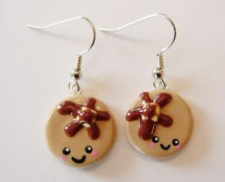 Pancake Earrings by StrawberryGlitter-14