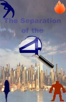 The Separation of the Four coverart by TheIkranRider77