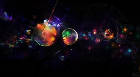 Music of the Spheres by anthony-g