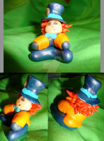 Clay: Mad Hatter by CLPennelly