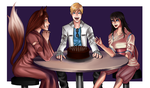 -Commission- Happy Birthday rickyd12 by Viridea