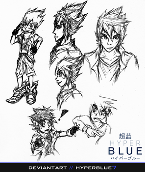 HYPER Concept Sketches 02 by ProjectHyperBlue