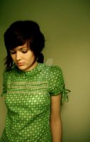 Girl in the Green Blouse by DontHangTheDJ
