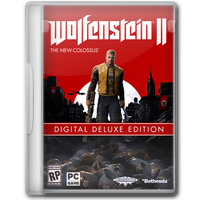 Wolfenstein II - The New Colossus Deluxe v2 by filipelocco