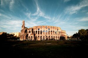 coliseum by barissuer