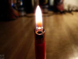 Lighter by WilliamSchatz