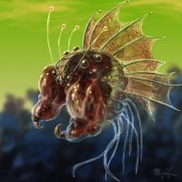 COW 167: Gibberfish by meganbednarz
