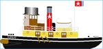 Top Hat the Railway Tug by Thatkidwiththeafro by Galaxy-Afro