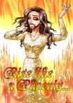 Queen Conchita Wurst winner of Eurovision 2014 by sonialeong