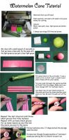 Watermelon Cane Tutorial by skookyspry