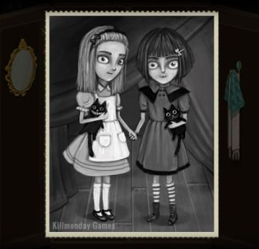 Fran and Alice by UraniaOrwell