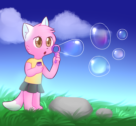 Bubbles by Alli-RZStar