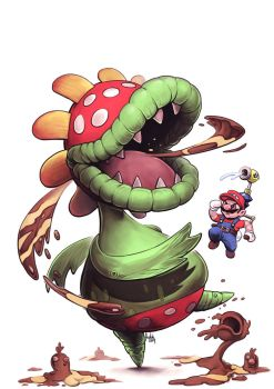 Petey Piranha Tribute by fedde