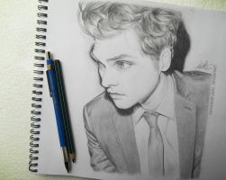 Gerard Way - Hesitant Alien by KatherineLeon