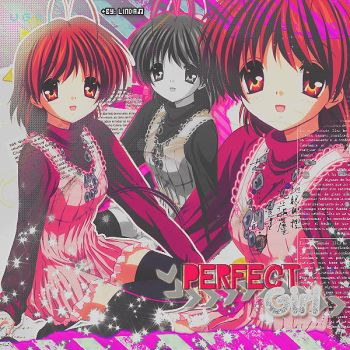 EDICION FERFECT GIRL by haru-chan-editions