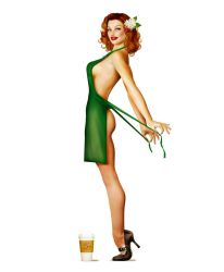 Double Tall Extra Hot Pin-Up by seanearley
