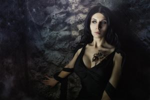 Shelob Shadow of War Cosplay by elenasamko
