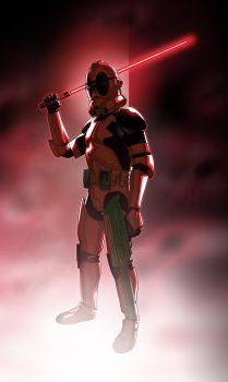 Deadpool Trooper by JonBolerjack