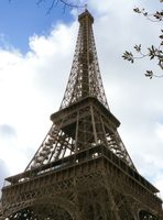 Eiffel Tower 2 by Blackhole12