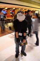 ACEN 2012 - Forever Alone Guy by Havoc-The-Tenrec