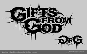 Gifts from God Logo by modblackmoon