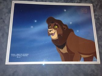 Cel and Original Background of Kovu 1 by WickedSairah