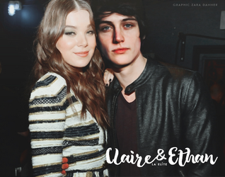 Claire And Ethan(La Elite) by heycute
