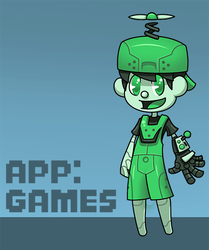 APP: Games by Synje