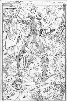 GreenLantern#12 page#02 by pansica