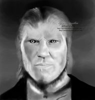 Fenrir Greyback Progress 2 by secretSWC