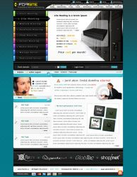 Forsite 1.0 by nonlin3 by webgraphix