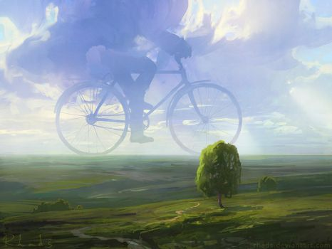 Ride The Earth by RHADS