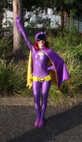 Batgirl Cosplay 2 at 2014 Sydney Supernova by rbompro1