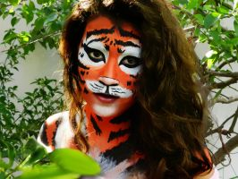face painting by DGJvlzqz