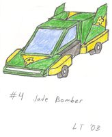No. 4 Jade Bomber by L1701E