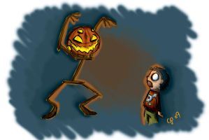 Halloween 2009 by lille-cp