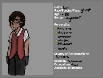 WoE | character ref by laneboy