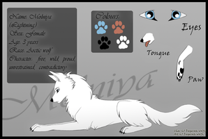 Molniya. Ref by DesperateWolfy