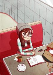 Dine and Draw by taneel