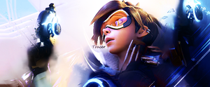 Overwatch Tracer by G1Nitro