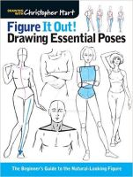 Figure It Out - Essential Poses by Christopher-Hart