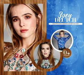 Photopack 25990 - Zoey Deutch by southsidepngs