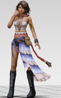 FFX-2 Yuna DOWNLOAD by Reseliee