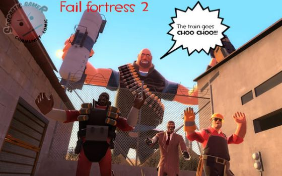 Fail Fortress wallpaper 5 by Johnt447
