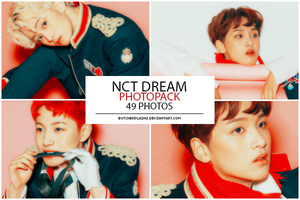 NCT Dream - photopack#02 by butcherplains