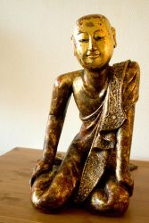 Disciple of the Buddha I - 2 by steppeland
