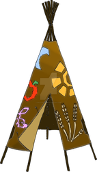 TeePee Color3 by ProxyPony32