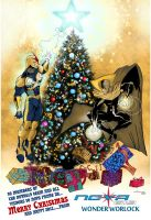 Merry Christmas and Happy New Year by daz3333